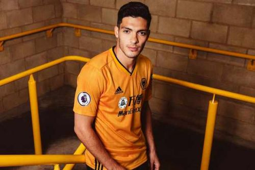 Wolves kit 2019/20: First pictures of new Wolves shirt -home and away kits unveiled