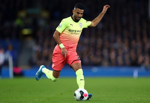Riyad Mahrez discusses early Manchester City struggles