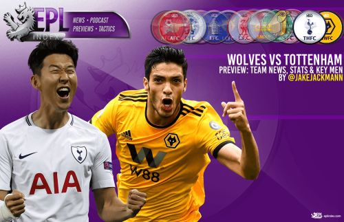 Wolves vs Tottenham Preview | Team News & Key Players