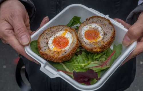Scotch Egg 'Probably' Counts As Substantial Meal, Says George Eustice