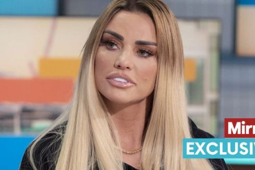 Katie Price partying 'out of control' say pals after 6am 'drink and drugs' crash