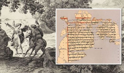 Bible bombshell: Expert claims 2,800-year inscription proves Bible character 'historical'