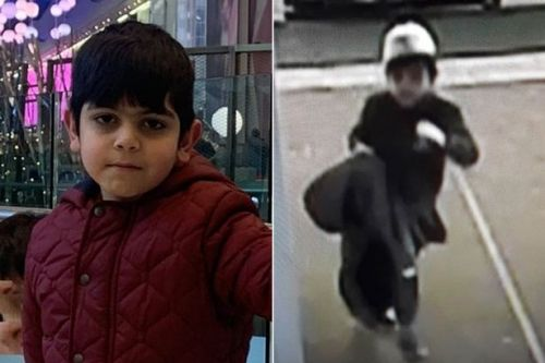 BREAKING Urgent search after boy, 6, vanishes at M1 service station near Milton Keynes