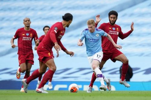 Liverpool told Man City's appeal will help Reds retain Premier League title