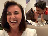 Shirley Ballas gets a kiss from boyfriend Danny Taylor after he gatecrashes Loose Women interview