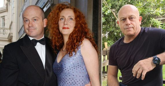 Inside Ross Kemp's relationship with Rebekah Wade as romance resurfaces in The Rise of the Murdoch Dynasty
