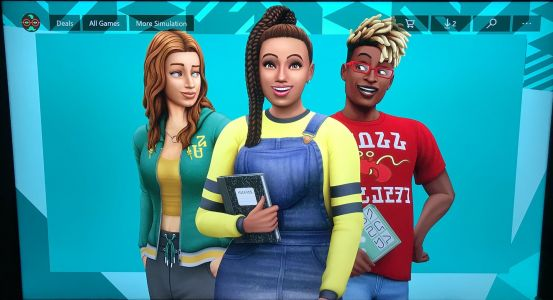 Leaked images show The Sims 4 is going back to school with a University expansion
