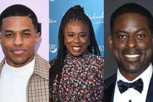 Sterling K Brown and Uzo Aduba to star in all-Black Friends episode table read - here's how to watch