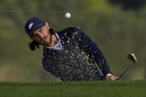 US PGA Championship day two: Fleetwood in the ascendancy in California