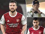 Shkodran Mustafi's father DENIES reports the defender will terminate his contract with Arsenal