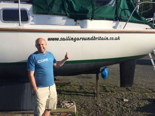 Aberdeenshire man to sail around Britain to honour late friend