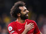 Jurgen Klopp insists Mohamed Salah is 'BETTER than Cristiano Ronaldo and Lionel Messi'