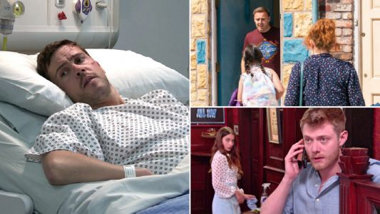 Coronation Street spoilers: 25 new images reveals Todd left to die, Hope horror exposed and sex shock