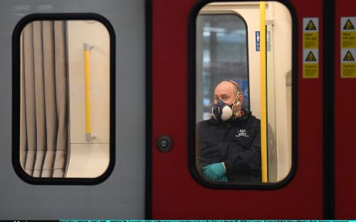 More Londoners must stay at home as the tube is still unsafe for critical workers