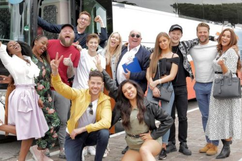 Celebrity Coach Trip line-up revealed as Vicky Pattinson joins Love Island stars