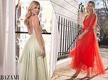 Lady Kitty Spencer WOWS in lavish Harper's Bazaar cover and bashes Instagram influencers