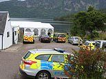 Desperate search is launched on Loch Ness after man 'failed to resurface'