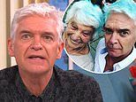 Phillip Schofield admits the pain of his father's death 'never goes away'