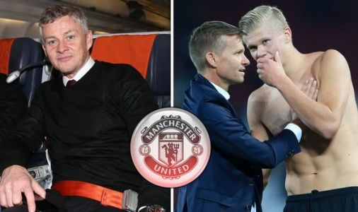Man Utd jet Ole Gunnar Solskjaer to Salzburg for Erling Haaland transfer meeting