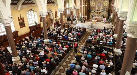 What the Clonard Novena faithful say about same-sex marriage and abortion in NI
