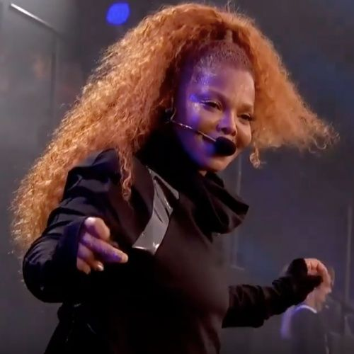 Janet Jackson wanted to shave her head