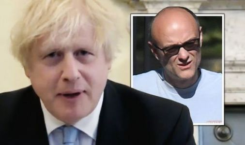 Boris REFUSES to mention Cummings' name as he attacks MPs demanding inquiry - 'Move on!'