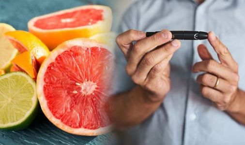 Type 2 diabetes: The citrus fruit proven to have blood sugar lowering effects