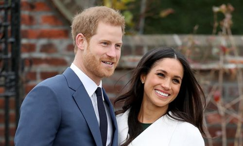 Prince Harry and Meghan 'in discussion' with the Queen about the Sussex Royal brand