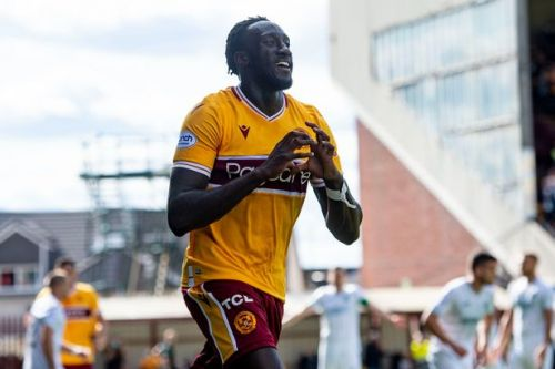 St Johnstone v Motherwell: Bevis Mugabi says 'Well can mix with best after giving Hibs a scare