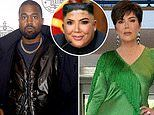 Kanye West plays nice with mother-in-law Kris Jenner weeks after dubbing her 'Kris Jong-un'