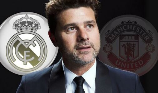 Real Madrid contact Mauricio Pochettino and he would 'love to take over' in Man Utd blow