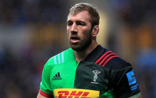 Chris Robshaw grateful to be able to enjoy 'strange' Harlequins send-off