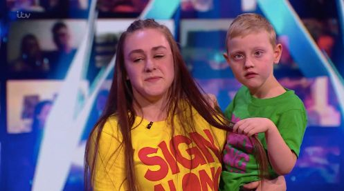 Britain's Got Talent: Sign Along With Us leaves viewers emotional with beautiful performance