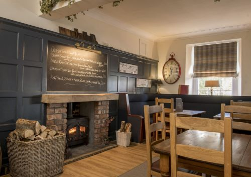 Buccleuch Arms, St Boswells, Melrose, Restaurant Review