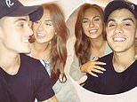 Love Island's Luke M and Demi Jones spend their FIRST night together in a hotel alone
