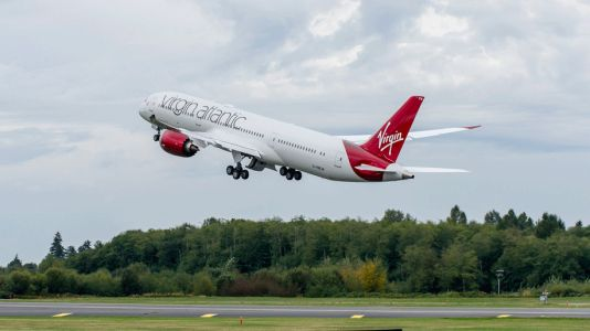 Virgin Atlantic to launch new South American route