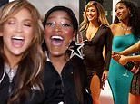 Jennifer Lopez and Keke Palmer pal around together in fun Instagram video for their movie Hustlers