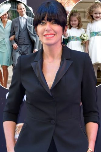 Claudia Winkleman half sister: Strictly star's link to the royal family after her half sister's daughter Maud Windsor was bridesmaid at Princess Eugenie's wedding