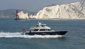 Full speed ahead: Hunt Yachts' Ocean 76 launched *sponsored post*
