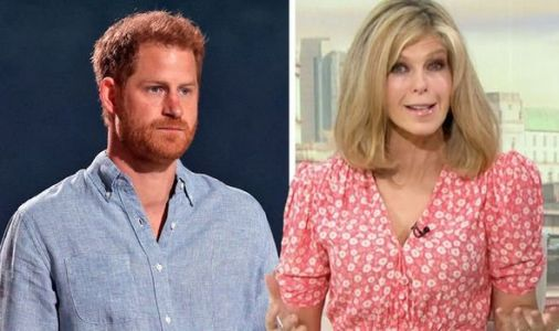 'No empathy!' Kate Garraway brands Prince Harry 'entitled' for 'cycle of pain' remarks