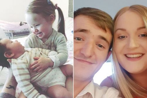 First pictures of toddlers and their parents after all four died in horror crash
