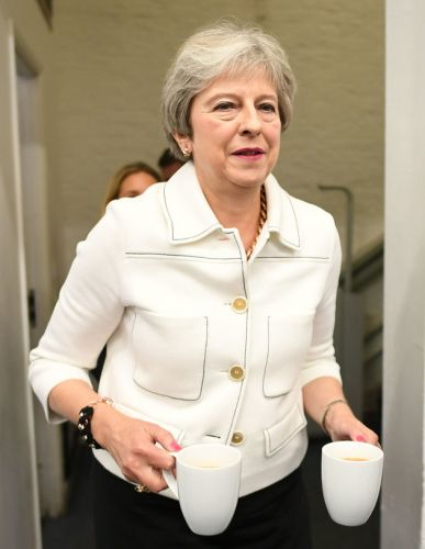 May Heads To Crunch EU Summit In Which Our Brexit May Finally Become Known