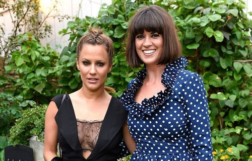 Dawn O'Porter urges Caroline Flack's friends not to post messages from late presenter