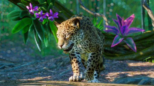 Planet Zoo's South America Pack adds five new animals