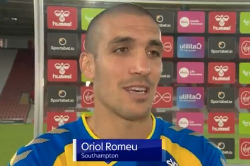 """Danny Ings exit leaves Southampton stars stunned as Oriol Romeu admits """"I just found out"""""""
