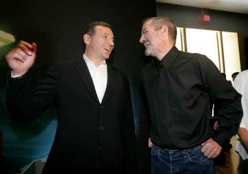 Disney CEO Bob Iger believes that Disney and Apple would likely have combined if Steve Jobs were still alive