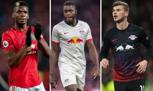 Man Utd £250m splash, Werner to Chelsea, Arsenal draw up transfer plan, Saka to Liverpool