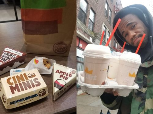 I tried every single dessert at Burger King and ranked them