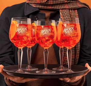 A Pop-up Aperol Spritz Bar Is Heading To A Manchester Pub This Weekend