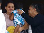 Devastated mum's raw grief as she farewells her one-year-old son who was found dead inside a hot car